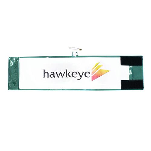 安全ピンタイプ ロング カラー:グリーン